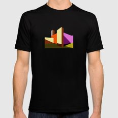 Casa Luis Barragán - Modern architecture abstracts  2X-LARGE Mens Fitted Tee Black