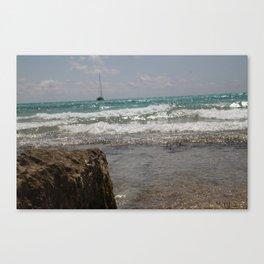 Mare di Maiorca - Matteomike Canvas Print