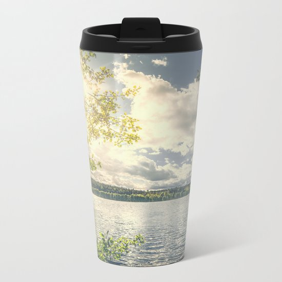 Peekaboo 7 Metal Travel Mug