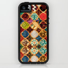 -A32- Epic Colored Traditional Moroccan Artwork. iPhone Case