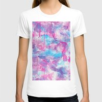 water colour T-shirts featuring Water Colour Pattern by Andrea Raths