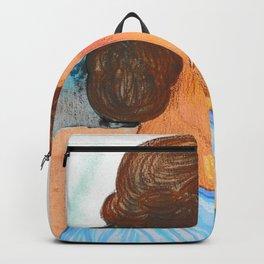Persephone - Light Blue Palette Backpack