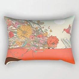 Passing Existence Rectangular Pillow