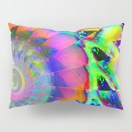 Rainbow Tread Pillow Sham