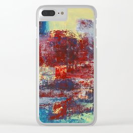 Everglow Clear iPhone Case
