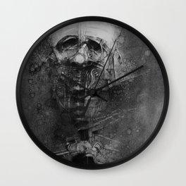 pareidolia XIV Wall Clock