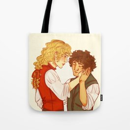 Reverent Tote Bag