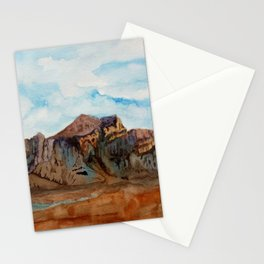 The Superstition Mountains Stationery Cards