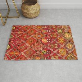 moroccan towel Rug