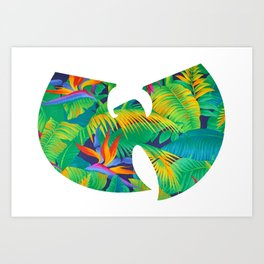 Wu Tang #4 Art Print