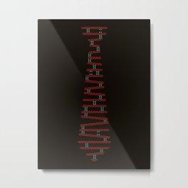 DK Metal Print