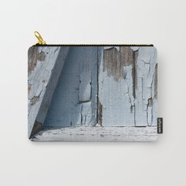 gray blue Carry-All Pouch