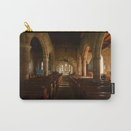Holy Island Priory Carry-All Pouch