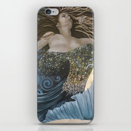 Mermaid Bliss iPhone Skin