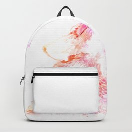 Wolf Art Animal Gift Idea Backpack
