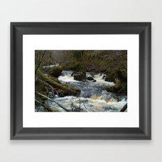 Ness Glen Framed Art Print