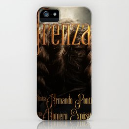 Trenzas iPhone Case