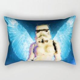 AngelTrooper Rectangular Pillow