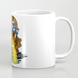 Osomatsu Kun and Neko Bus! Coffee Mug