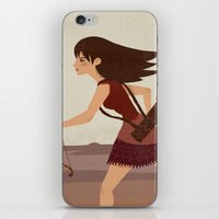 archer iPhone & iPod Skins featuring Archer by emilydove