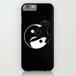 Tai Chi Yin Yang Gift iPhone Case
