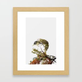 """Mr. Branchy"" Framed Art Print"