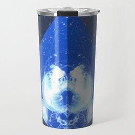 Jelly Triangle Travel Mug