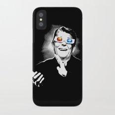 Reaganesque iPhone X Slim Case