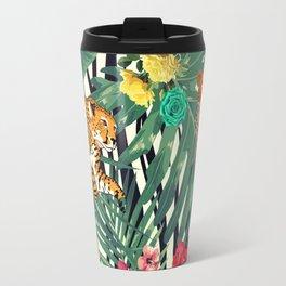 tropical wild  Travel Mug