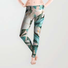 Floral Porn #society6 #lifestyle #buyart Leggings