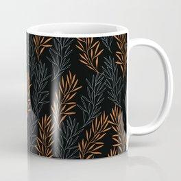 Scandi Fir Branches Coffee Mug