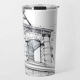 Rome Coloseo Travel Mug
