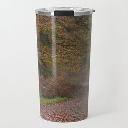 Down the Forest Track Travel Mug