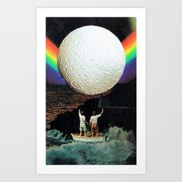 Loft Art Print