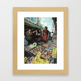 Human Capital Framed Art Print