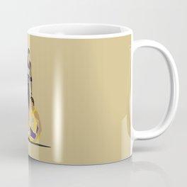 Step Over Lue Coffee Mug