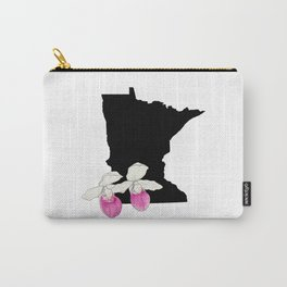 Minnesota Silhouette Carry-All Pouch