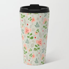 pretty flower 1 Travel Mug