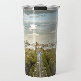 Berlin skyline Travel Mug