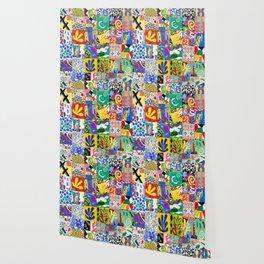 Henri Matisse Montage Wallpaper