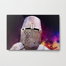 Luke, I Am Your Grandfather Metal Print