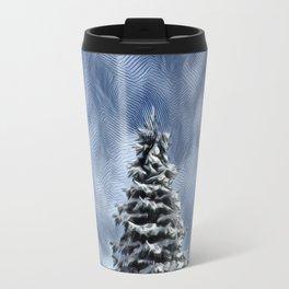 Lone Evergreen Travel Mug