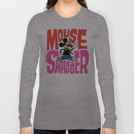 Mouse Swagger Long Sleeve T-shirt