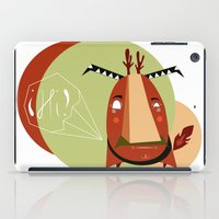 weird iPad Cases featuring Weird on, weird on! by asfalt.tango