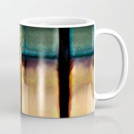 Golden Abstract 7 Coffee Mug