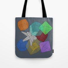 Cluster Flux Tote Bag