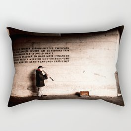 Resonance (Vienna) Rectangular Pillow