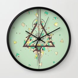 Discovering Higgs Boson Wall Clock