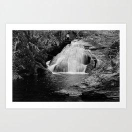 Cunningham Falls 1 Art Print
