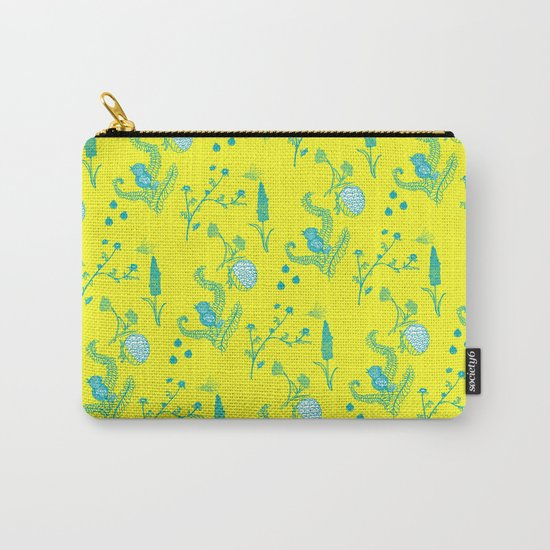Design Based in Reality Carry-All Pouch
